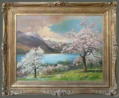 Robert Wood Paintings For Sale